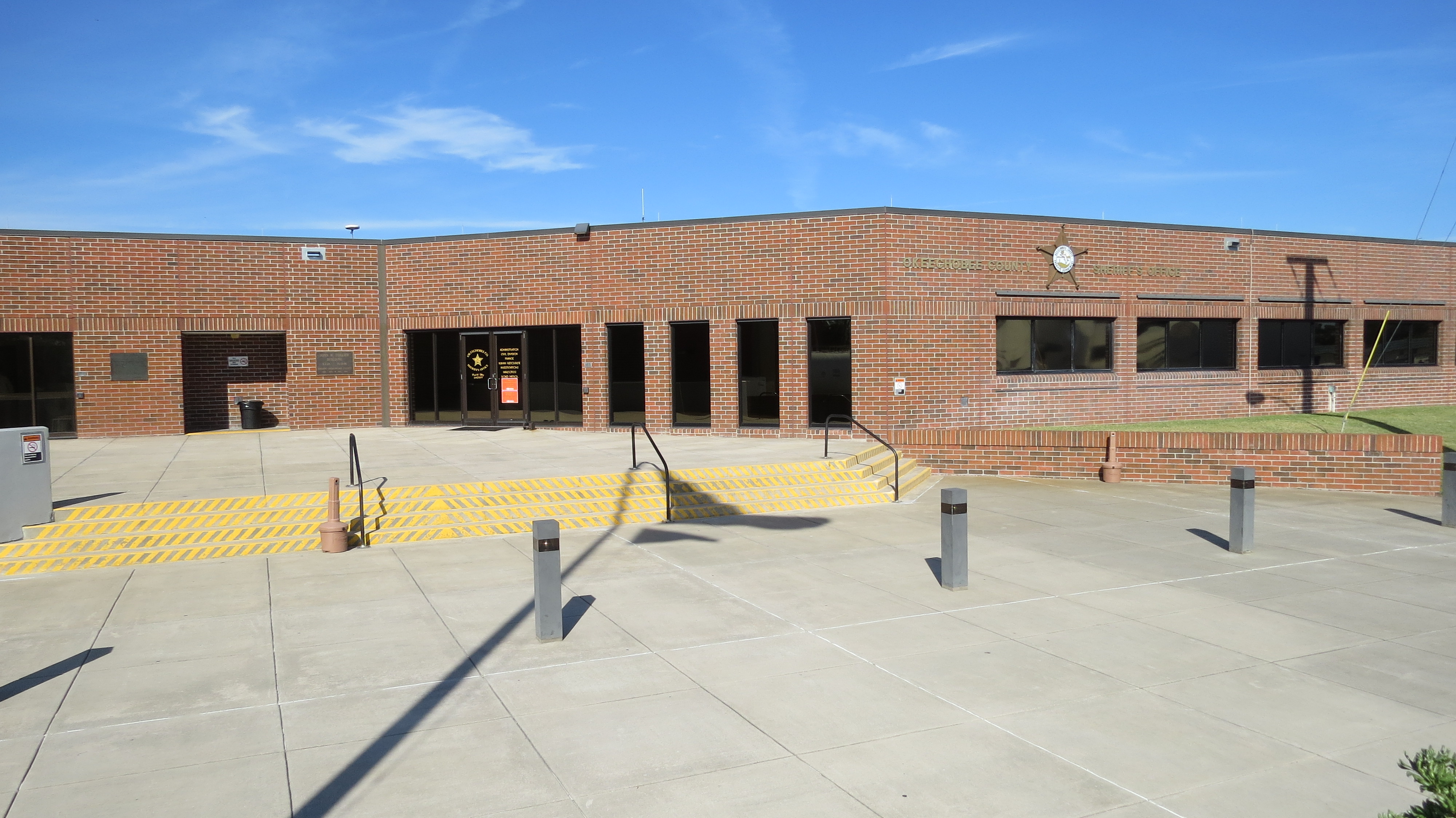 Okeechobee County Sheriff's Office, Town of Okeechobee